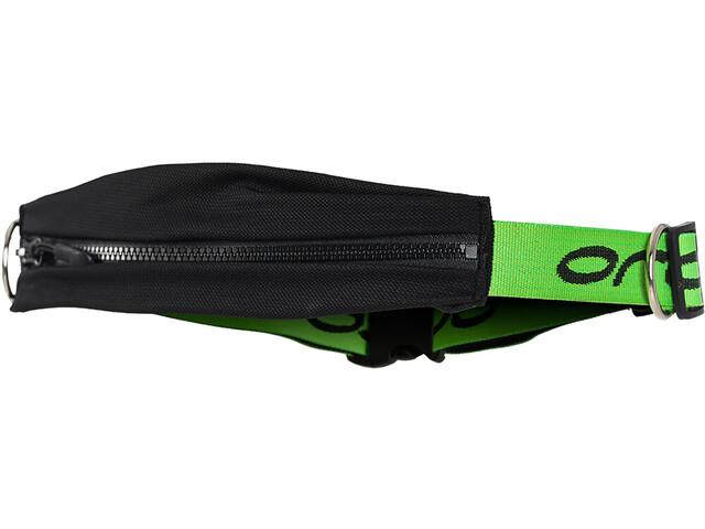 ORCA Swimrun Cinturón, black lime green